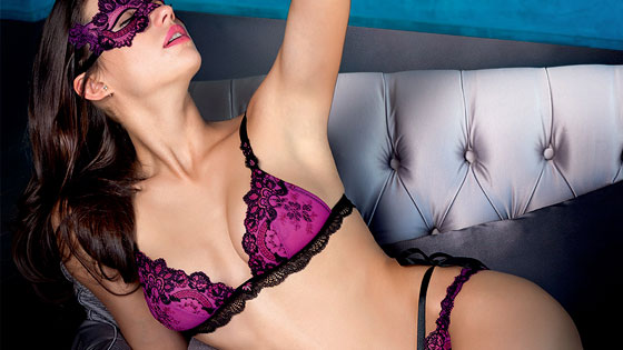 82e5b87ef As usual at Lise Charmel the collections of lingerie are particularly  prolific and this edition spring summer