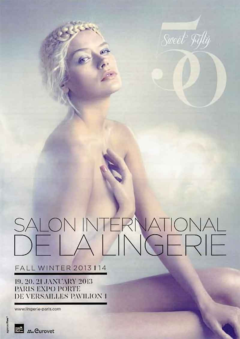 L'affiche du SIL 2013 - Sweet Fifty
